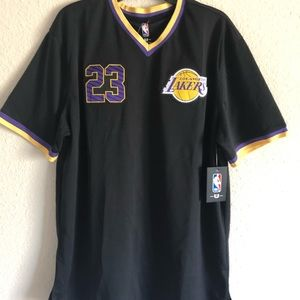 NWT Lebron James Jersey Shirt in XL